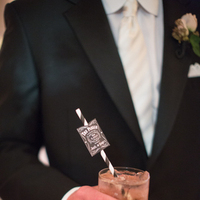 Destinations, Real Weddings, Wedding Style, pink, Destination Weddings, Classic Real Weddings, Summer Real Weddings, Classic Weddings, Black and white, Drink, Romantic Real Weddings, Romantic Weddings, Striped Straw