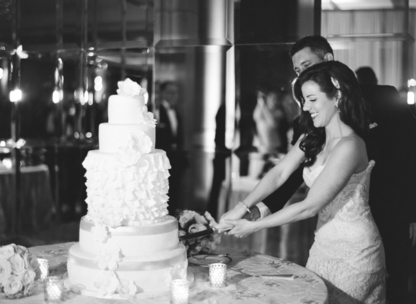 Cakes, Destinations, Real Weddings, Wedding Style, Destination Weddings, Modern Wedding Cakes, Round Wedding Cakes, Wedding Cakes, Classic Real Weddings, Summer Real Weddings, Classic Weddings, Ruffles, Romantic Real Weddings, Romantic Weddings