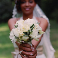 Flowers & Decor, Real Weddings, Wedding Style, white, Bride Bouquets, Fall Weddings, Southern Real Weddings, Fall Real Weddings
