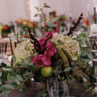 Flowers & Decor, Real Weddings, Wedding Style, Centerpieces, Fall Weddings, Southern Real Weddings, Fall Real Weddings, Fall Wedding Flowers & Decor