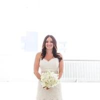 Sweetheart Wedding Dresses, Lace Wedding Dresses, Fashion, Real Weddings, Wedding Style, Northeast Real Weddings, City Real Weddings, Classic Real Weddings, Classic Weddings
