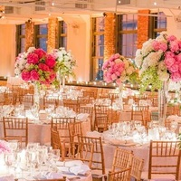 Flowers & Decor, Real Weddings, Wedding Style, pink, Centerpieces, Northeast Real Weddings, City Real Weddings, Classic Real Weddings, Classic Weddings, Classic Wedding Flowers & Decor, Spring Wedding Flowers & Decor