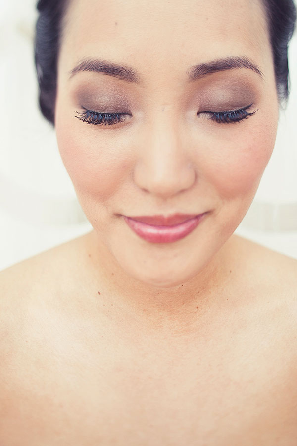 Beauty, Real Weddings, Wedding Style, Makeup, Modern Real Weddings, West Coast Real Weddings, Modern Weddings