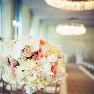 Flowers & Decor, Real Weddings, Wedding Style, ivory, Ceremony Flowers, Aisle Decor, Modern Real Weddings, West Coast Real Weddings, Classic Weddings, Modern Weddings, Classic Wedding Flowers & Decor, Modern Wedding Flowers & Decor, West Coast Weddings