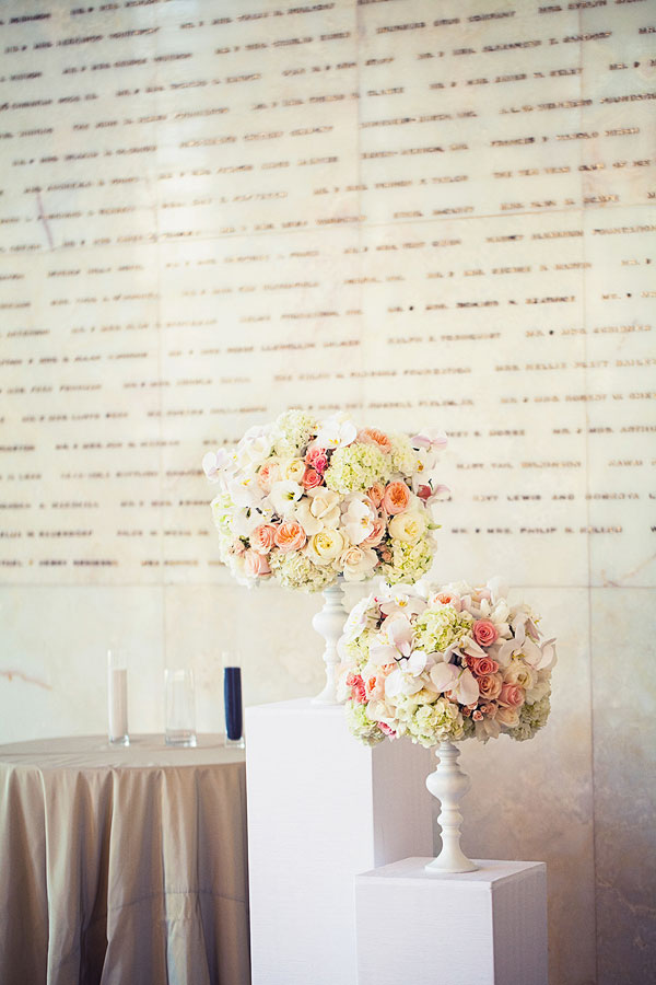 Flowers & Decor, Real Weddings, Wedding Style, ivory, Modern Real Weddings, West Coast Real Weddings, Modern Weddings, Modern Wedding Flowers & Decor