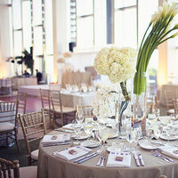 Real Weddings, Wedding Style, ivory, Centerpieces, Tables & Seating, Modern Real Weddings, West Coast Real Weddings, Modern Weddings, Modern Wedding Flowers & Decor