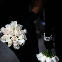 Flowers & Decor, Real Weddings, Wedding Style, Bridesmaid Bouquets, Northeast Real Weddings, Modern Real Weddings, Modern Weddings