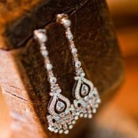 Jewelry, Real Weddings, Wedding Style, Earrings, Accessories, West Coast Real Weddings, Vineyard Real Weddings, Vineyard Weddings