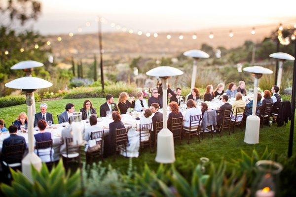 Flowers & Decor, Real Weddings, Wedding Style, Tables & Seating, West Coast Real Weddings, Vineyard Real Weddings, Vineyard Weddings, Summer Wedding Flowers & Decor
