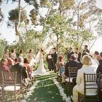 Flowers & Decor, Real Weddings, Wedding Style, Ceremony Flowers, Aisle Decor, West Coast Real Weddings, Vineyard Real Weddings, Vineyard Weddings
