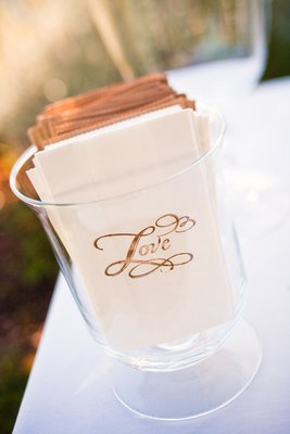 Favors & Gifts, Real Weddings, Wedding Style, brown, gold, Edible Wedding Favors, West Coast Real Weddings, Vineyard Real Weddings, Vineyard Weddings, candy bar