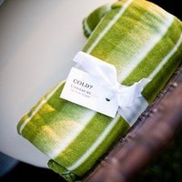 Favors & Gifts, Real Weddings, Wedding Style, green, West Coast Real Weddings, Vineyard Real Weddings, Vineyard Weddings, Blankets, Guest gifts