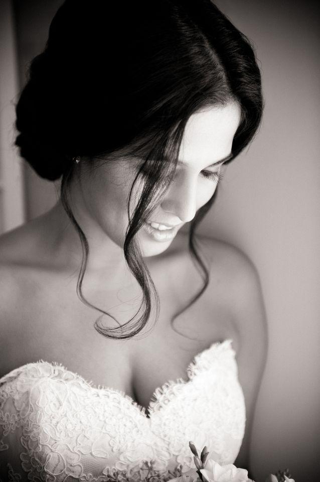 Beauty, Real Weddings, Wedding Style, Updo, Long Hair, Spring Weddings, Classic Real Weddings, Spring Real Weddings, Classic Weddings, preppy weddings, preppy real weddings