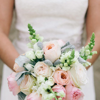Flowers & Decor, Real Weddings, Wedding Style, Bride Bouquets, Southern Real Weddings, Summer Weddings, Summer Real Weddings, Spring Wedding Flowers & Decor, Pastel, preppy weddings, preppy real weddings
