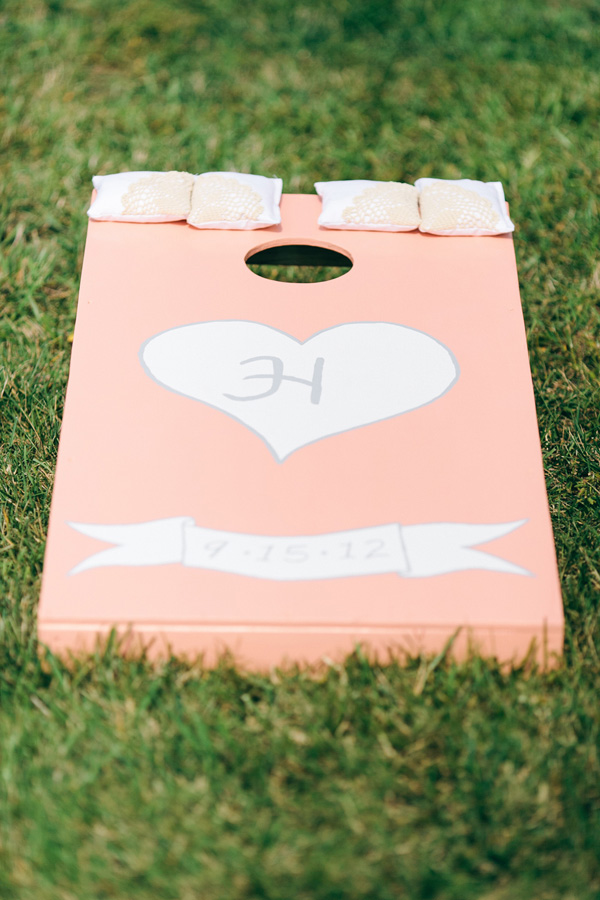 Real Weddings, Wedding Style, Southern Real Weddings, Summer Weddings, Summer Real Weddings, Games, Pastel, preppy weddings, preppy real weddings, cornhole