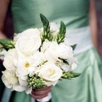 Flowers & Decor, Real Weddings, Wedding Style, Bridesmaid Bouquets, Spring Weddings, City Real Weddings, Spring Real Weddings, City Weddings