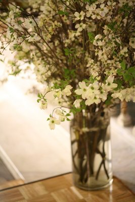 Flowers & Decor, Real Weddings, Wedding Style, Ceremony Flowers, Spring Weddings, City Real Weddings, Spring Real Weddings, City Weddings, Spring Wedding Flowers & Decor