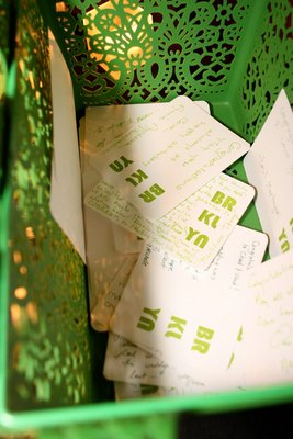 Stationery, Real Weddings, Wedding Style, green, Guestbooks, Spring Weddings, City Real Weddings, Spring Real Weddings, City Weddings
