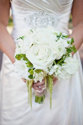 Flowers & Decor, Real Weddings, Wedding Style, white, green, Bride Bouquets, Southern Real Weddings, Spring Weddings, Summer Weddings, Spring Real Weddings, Summer Real Weddings, Southern weddings, Classic Flowers & Decor, Beach Flowers & Decor, Summer Flowers & Decor, spring flowers & decor, south carolina weddings, south carolina real weddings