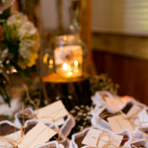 Favors & Gifts, Real Weddings, Wedding Style, brown, Edible Wedding Favors, Rustic Real Weddings, Southern Real Weddings, Rustic Weddings, Guest gifts
