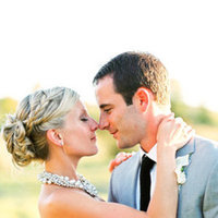 Beauty, Real Weddings, Wedding Style, Updo, Northeast Real Weddings, Glam Real Weddings, Glam Weddings