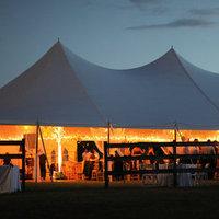 Flowers & Decor, Real Weddings, Wedding Style, Lighting, Northeast Real Weddings, Glam Real Weddings, Glam Weddings