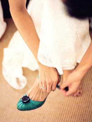Shoes, Fashion, Real Weddings, Wedding Style, blue, Northeast Real Weddings, Summer Weddings, Summer Real Weddings, Vintage Real Weddings, Vintage Weddings, wedding shoes