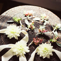 Flowers & Decor, Real Weddings, Wedding Style, Boutonnieres, Corsages, Northeast Real Weddings, Summer Weddings, Summer Real Weddings, Vintage Real Weddings, Vintage Weddings