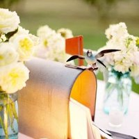Flowers & Decor, Real Weddings, Summer Weddings, West Coast Real Weddings, Summer Real Weddings, preppy weddings, preppy real weddings