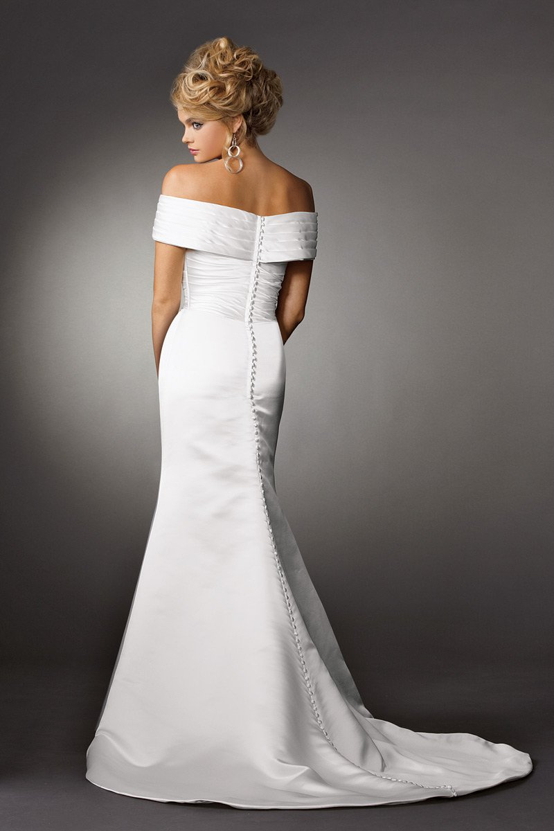 Wedding Dresses, Sweetheart Wedding Dresses, Mermaid Wedding Dresses, Fashion, white, Winter, Sweetheart, Off the shoulder, Beading, Satin, Floor, Formal, Natural, Ballroom, Country club, Ruching, Reflections by jordan, Mermaid/Trumpet, Off the Shoulder Wedding Dresses, Beaded Wedding Dresses, trumpet wedding dresses, winter wedding dresses, satin wedding dresses, Formal Wedding Dresses, Floor Wedding Dresses