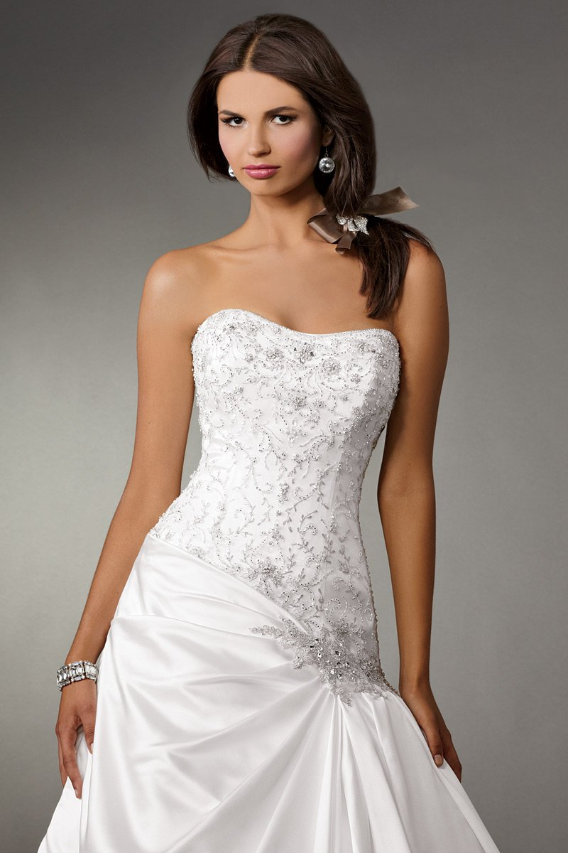 Wedding Dresses, Ball Gown Wedding Dresses, Fashion, white, Summer, Strapless, Strapless Wedding Dresses, Beading, Satin, Floor, Formal, Country, Ballroom, Dropped, Ball gown, Reflections by jordan, historic site, modern space, Beaded Wedding Dresses, satin wedding dresses, Formal Wedding Dresses, Summer Wedding Dresses, Floor Wedding Dresses