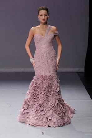 Wedding Dresses, Ruffled Wedding Dresses, Romantic Wedding Dresses, Fashion, purple, Classic, Mermaid, Romantic, Off the shoulder, Beading, Trumpet, Rivini, Organza, Silk, Ruffles, Off the Shoulder Wedding Dresses, Beaded Wedding Dresses, organza wedding dresses, Classic Wedding Dresses, dopped waist, Silk Wedding Dresses
