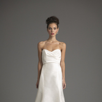 Wedding Dresses, Sweetheart Wedding Dresses, A-line Wedding Dresses, Fashion, white, ivory, Classic, Sweetheart, Strapless, Strapless Wedding Dresses, A-line, Satin, Floor, Formal, Ruching, Shantung, Classic Wedding Dresses, siri bridal, satin wedding dresses, Formal Wedding Dresses, Floor Wedding Dresses, Shantung Wedding Dresses