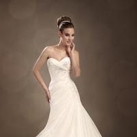 Wedding Dresses, Sweetheart Wedding Dresses, Fashion, Bridal, Sweetheart, Strapless, Strapless Wedding Dresses, Corset, Crystal, Organza, Sophia Tolli, organza wedding dresses