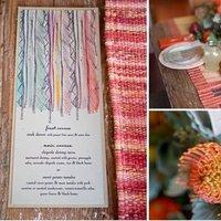 Flowers & Decor, Stationery, orange, Summer Weddings, Boho Chic Weddings, Rustic Weddings, Rustic Wedding Flowers & Decor, Summer Wedding Flowers & Decor, Boho Chic Wedding Flowers & Decor
