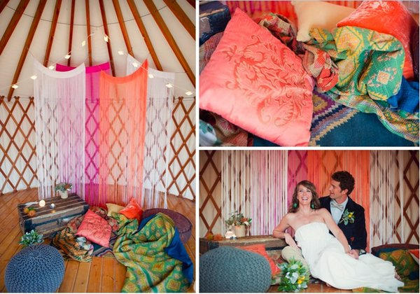 Flowers & Decor, orange, pink, blue, Summer Weddings, Boho Chic Weddings, Rustic Weddings, Summer Wedding Flowers & Decor, Boho Chic Wedding Flowers & Decor
