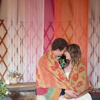 Flowers & Decor, orange, pink, Summer Weddings, Boho Chic Weddings, Rustic Weddings, Summer Wedding Flowers & Decor, Boho Chic Wedding Flowers & Decor