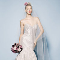 Wedding Dresses, Sweetheart Wedding Dresses, Fashion, Mermaid, Sweetheart, Strapless, Strapless Wedding Dresses, Taffeta, Sleeveless, Watters bridal, floor length, sweep train, taffeta wedding dresses