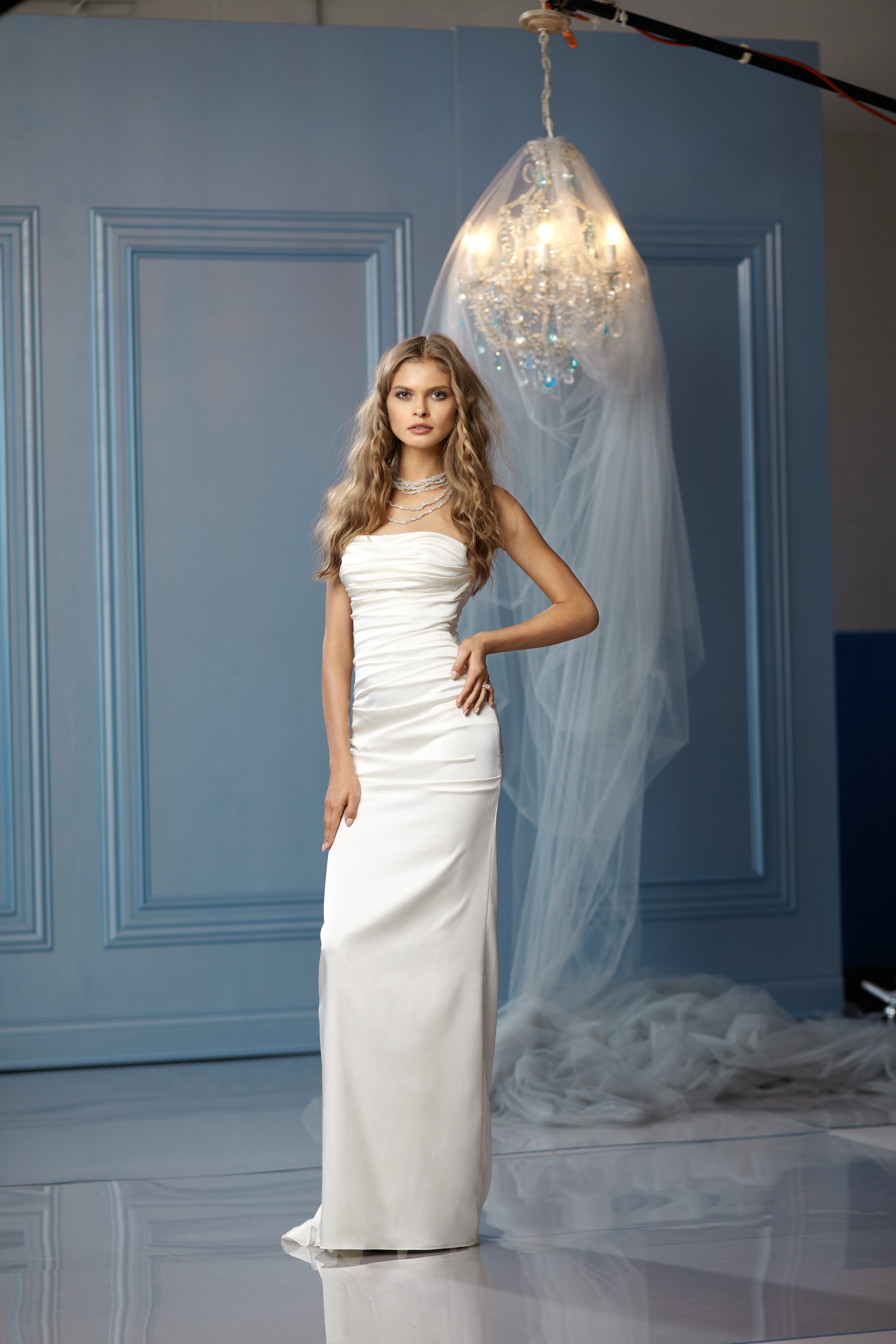 Mermaid Wedding Dresses, Romantic Wedding Dresses, Beach Wedding Dresses, Fashion, white, ivory, Beach, Spring, Summer, Fall, Winter, Classic, Romantic, Strapless, Strapless Wedding Dresses, Satin, Floor, Wedding dress, Natural, Sleeveless, Fit-n-Flare, Spring Wedding Dresses, Classic Wedding Dresses, Wtoo Brides, winter wedding dresses, satin wedding dresses, Fall Wedding Dresses, Summer Wedding Dresses, Floor Wedding Dresses