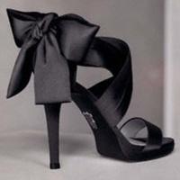Shoes, black