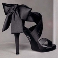 Shoes, black