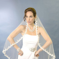 Ansonia Bridal Veils