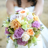 Flowers & Decor, Real Weddings, Wedding Style, orange, purple, Fall Weddings, Rustic Real Weddings, West Coast Real Weddings, Fall Real Weddings, Vineyard Real Weddings, Rustic Weddings, Vineyard Weddings, Rustic Wedding Flowers & Decor, Vineyard Wedding Flowers & Decor, Roses, Peach, Orchids, California weddings, West Coast Weddings, california real weddings