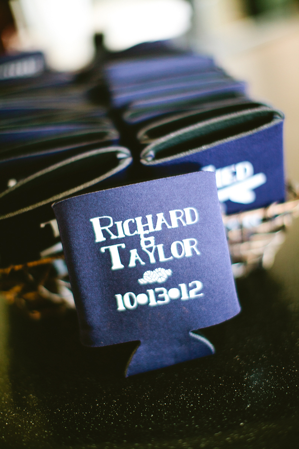 Favors & Gifts, blue, Wedding favors, coozies