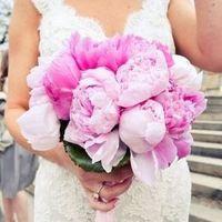 Peony Bride Bouquet