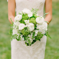 Ranunculus Bride Bouquet