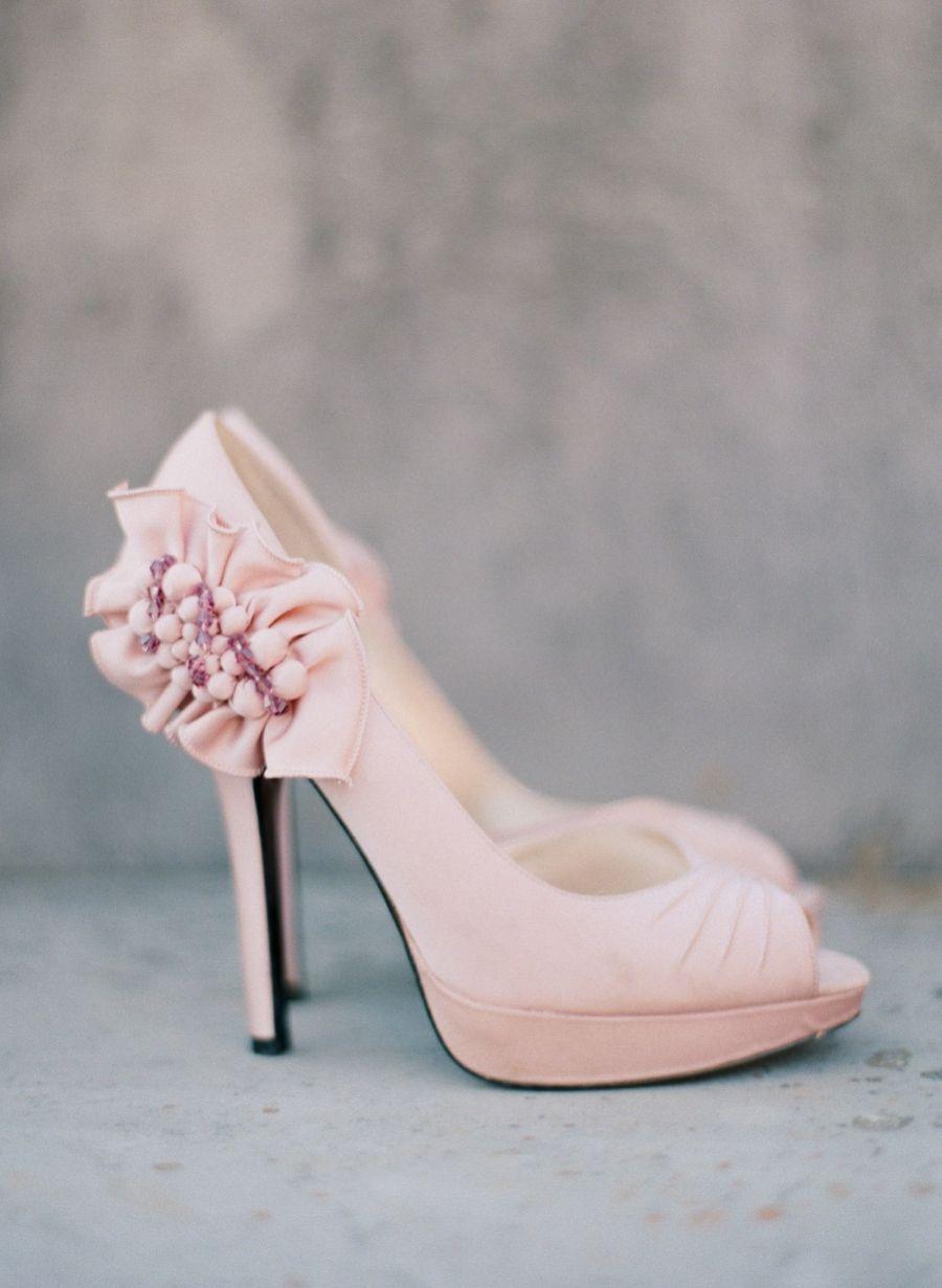 Lainey's Romantic Bridal Session