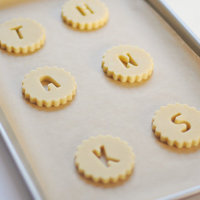 DIY: Personalized Cookie Favors