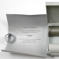 Anniversary Scroll Card