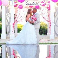 Real Wedding at Sandals Emerald Bay Exumas Bahamas